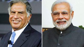 Ratan Tata Endorses Narendra Modi, Says 'New India' Will Emerge Under PM's Leadership