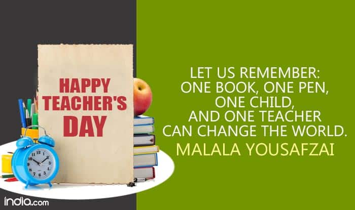 Famous Quote Of The Day Unique Teacher's Day Quotes In English 11 Best Famous & Inspirational