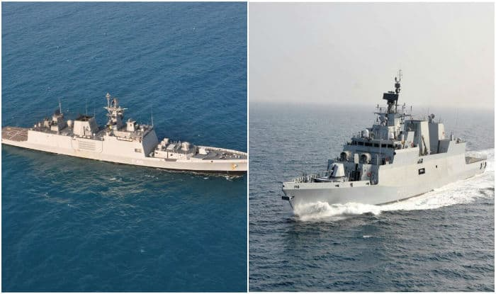 INS Satpura, INS Kadmatt Deployed to East and Southeast Asia as Part of 'Act East Policy'