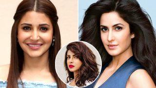 Katrina Kaif And Anushka Sharma Express Their Gratitude To Priyanka Chopra For Posting The Video From Jordan