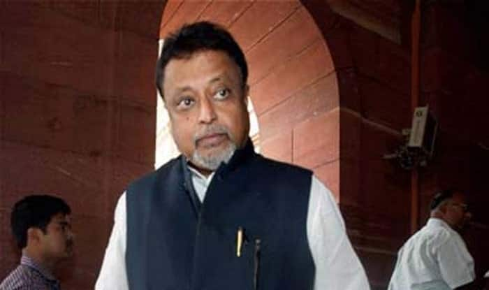 Mukul Roy suspended from TMC for six years