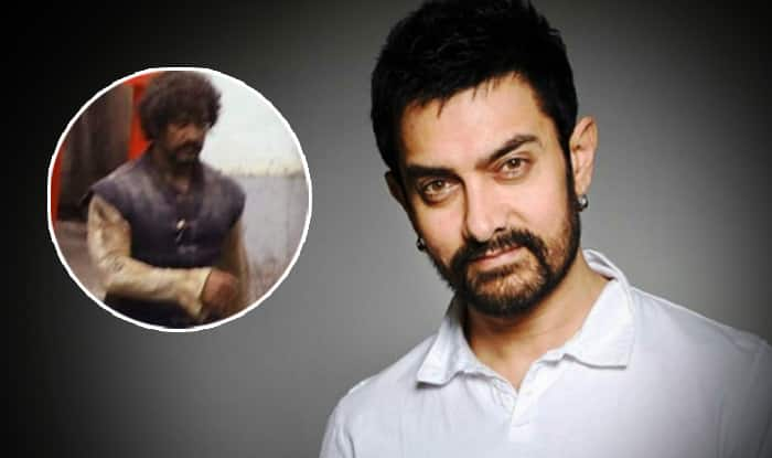 Aamir Khan's lok from Thugs Of Hindostan LEAKED