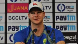India vs Australia 2nd ODI 2017: Unusual Grass on Eden wicket; But We Are Ready to Challenge India, Says Steve Smith