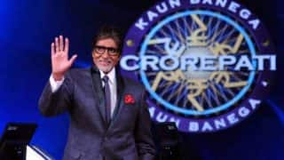 Kaun Banega Crorepati 9 Episode 18: Rollover Contestant Earns Rs 12.5 Lakh On Amitabh Bachchan's Show