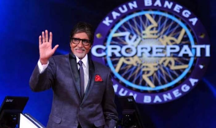 Amitabh Bachchan hosting Kaun Banega Crorepati Season 9