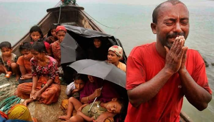 SC to hear plea challenging decision to deport Rohingyas today
