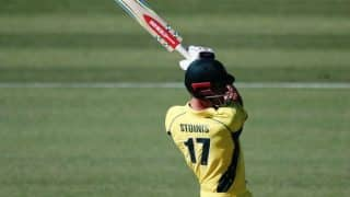 Board President's XI vs Australia: Marcus Stoinis Powers Visitors to 347 in Practice Match
