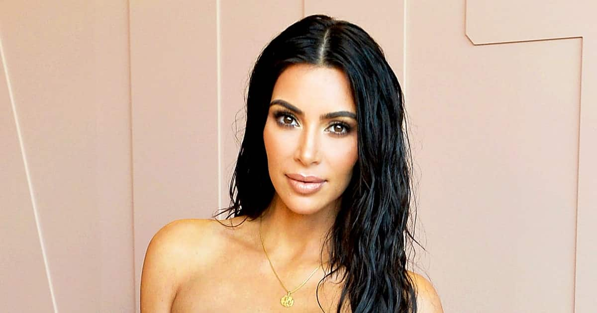 Kim kardashian poses nude Nude Photos 38