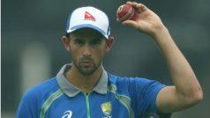 Australian Spinner Ashton Agar Out of India Series