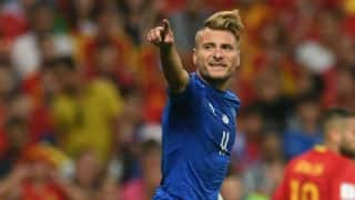 World Cup Qualifiers: Ciro Immobile Helps Italy Beat Israel 1-0
