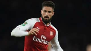 English Premier League 2017-18: Arsenal Striker Olivier Giroud to Miss Clash Against Liverpool