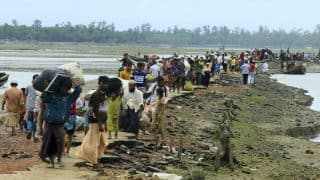 Myanmar: Another Mass Grave of Rohingya Hindus Killed by Muslim Insurgents Found in Rakhine