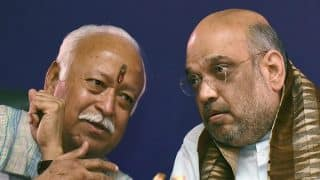 Amit Shah Meets RSS Chief Mohan Bhagwat Ahead of Ministry Reshuffle