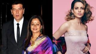 Kangana Ranaut Gets Another Legal Notice, This Time From Aditya Pancholi And Wife Zarina Wahab