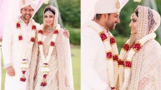 Aftab Shivdasani's Adorable Wedding Photo and Message for Wife Nin Dusanj is Simply Adorable!