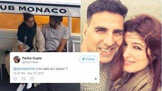 Dimple Kapadia-Sunny Deol's London Vacation Video Puts Akshay Kumar and Twinkle Khanna in Spot by Twitter Trolls