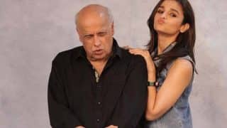 Alia Bhatt's Heartwarming Birthday Post For Daddy Mahesh Bhatt Will Make You Emotional