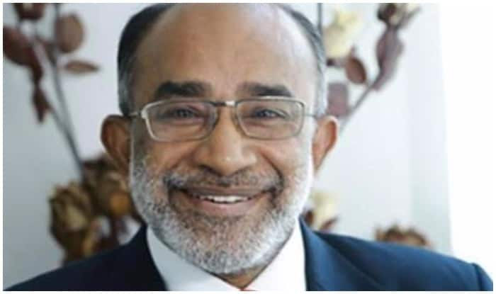 Alphons K named Minister of State for Tourism I/C