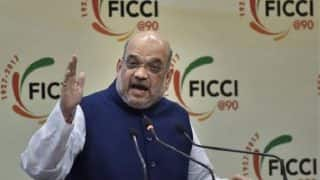 State Bank of India Counters Amit Shah, Says GDP Growth Slow Down Not Short-term But Real