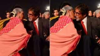 Amitabh Bachchan Posts An Adorable Picture With Wife Jaya Bachchan And Proves Love Has No Age Limit (View Pic)
