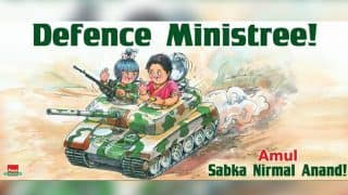 Amul Welcomes Nirmala Sitharaman's Appointment As Defence Minister With A Witty Ad