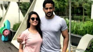 Anita Hassanandani With Husband Rohit Reddy On A Romantic Vacation To Switzerland - View Pic