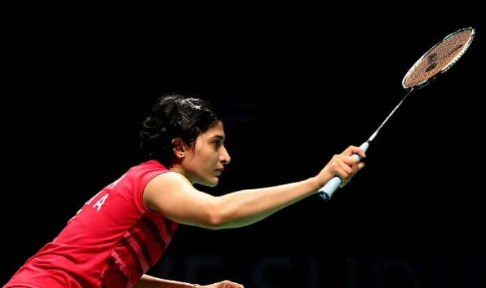 Ashwini Ponnappa in action | Getty Images