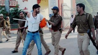 BHU Violence: V-C Says Protests Planned by Outsiders; Varanasi Commissioner Report Blames Varsity Administration