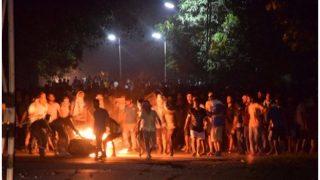BHU में छात्राओं पर लाठीचार्ज, गोलियों की आवाज से दहला कैंपस