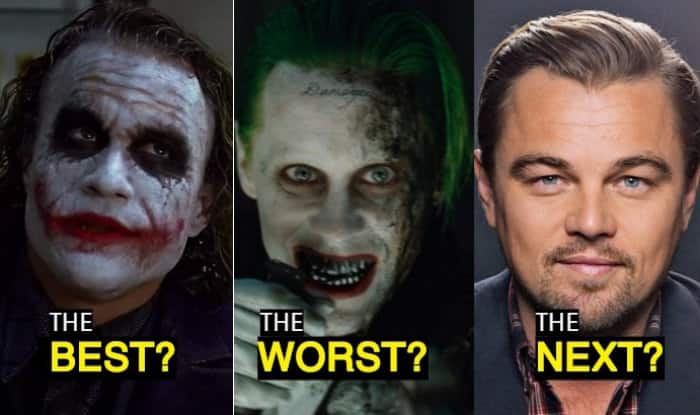 Leonardo DiCaprio Is The Next Joker 5 Actors Who Portrayed Role Of Iconic Batman Villain