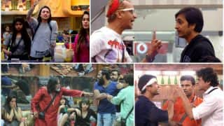 Here Are The Biggest Fights That Took Place Inside Bigg Boss House - Watch Video