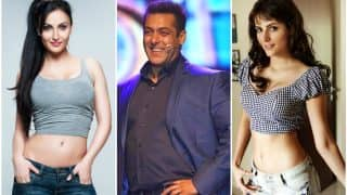Bigg Boss Hotties - Elli AvrRam, Mandana Karimi: Salman Khan And His Favourite Ladies In The House