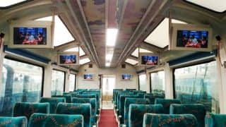 Mumbai-Goa Jan Shatabdi Express to Get Glass-Roof Vistadome Coach From Saturday; Here's All You Need to Know
