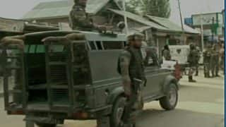J&K: Security Forces Lay Cordon, Launch Search Operation in Baramulla's Kralhal; Two Terrorists Believed to be Trapped