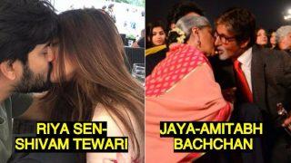 Riya Sen-Shivam Tewari, Amitabh-Jaya Bachchan & Other Indian Celebrity Couples Kissing in Public (See Pictures)