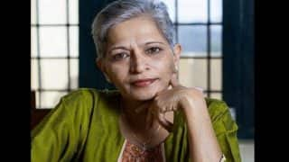 Gauri Lankesh Murder: Why is Nobody Questioning Congress Government For Law And Order Situation in Karnataka?
