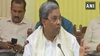 Gauri Lankesh Murder: Two Suspects Who Posted Against Journo on Facebook Being Probed, Says Siddaramaiah