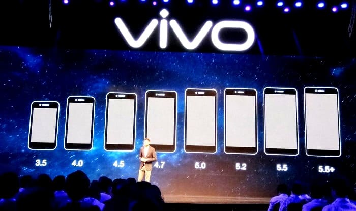 Vivo V7 Plus Launched in India at Rs 21990