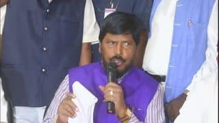Ramdas Athawale Says Reservation One of the Reasons Behind Atrocities on Dalits, Demands 25% Quota For Economically Backwards