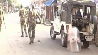 1 Dead in Violent Clashes in Jaipur, Curfew in Parts of City