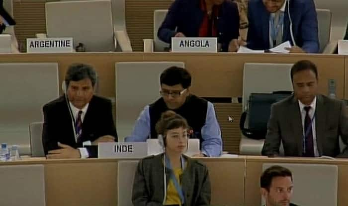 India Flays Pakistan at UN, Says Islamabad Provides Sanctuary to Terrorists