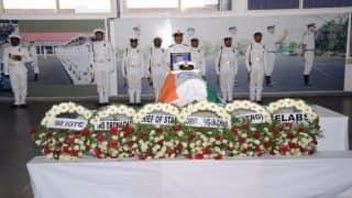 Indian Navy Officer, Brain-dead After Road Mishap, Saves Four Lives