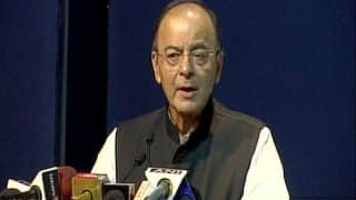 Arun Jaitley Defends Government on Economy, Makes Veiled Attack on Yashwant Sinha