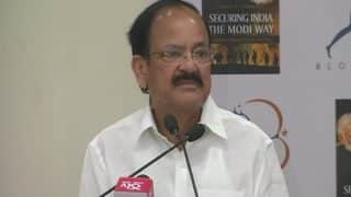 Vice President Venkaiah Naidu Condemns Misuse of Religion, Says Ballot is More Powerful Than Bullet