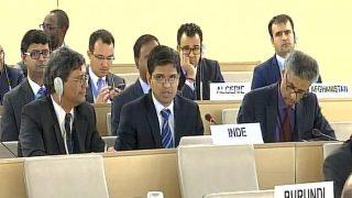 Pakistan Face of International Terrorism, Spreads Lies on Jammu and Kashmir: India at UN