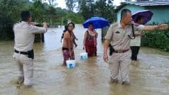 Manipur Witnesses Floods Again; Heavy Rainfall Reported