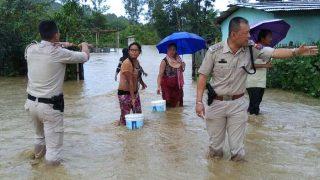 Torrential Rain Wreak Havoc in Manipur, Mizoram; Thousands Displaced Due to Flash Floods, Landslides
