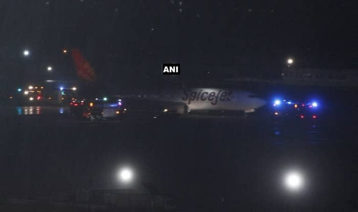 Spicejet flight overshoots runway, airport shut till 5am