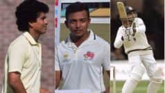 Besides Sachin and Prithvi, Ganguly too Scored Duleep Trophy Century in His Teens