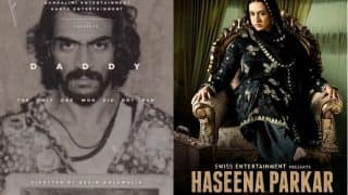 Will The Failure Of Arjun Rampal's Daddy Affect Shraddha Kapoor's Haseena Parkar? Trade Experts Reveal